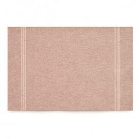 """Papírové Prostírání """" Day Drap """" Země Hnědá 32x45cm (12 Kousky)"""