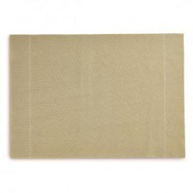 """Papírové Prostírání """" Day Drap """" Písková 32x45cm (12 Kousky)"""