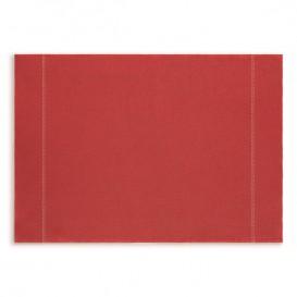 """Papírové Prostírání """" Day Drap """" Červené 32x45cm (72 Kousky)"""