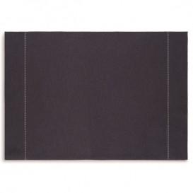 """Papírové Prostírání """" Day Drap """" Tmavě Modrá 32x45cm (12 Kousky)"""