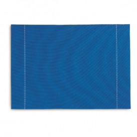 """Papírové Prostírání """" Day Drap """" Modrý Royal 32x45cm (12 Kousky)"""