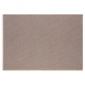 """Papírové Prostírání """" Day Drap """" Modre Čáry 32x45cm (12 Kousky)"""
