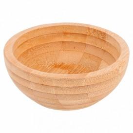 Misky Bambusové Ø11x4,5cm (20 Kousky)