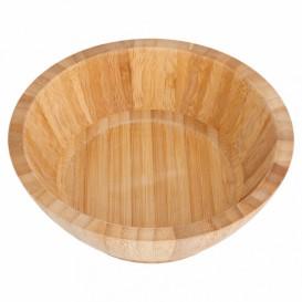 Misky Bambusové Ø17x6cm (20 Kousky)