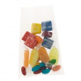 Tašky s Polypropylen Bio bez Uzavření 4x25 cm G130 (100 Kousky)