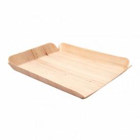 Lodička Dřevěná Obdélníkový 15x11,5x1,5 cm (50 Kousky)