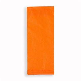 Kapsna Příbory na Ubrousky Oranžový (125 Kousky)