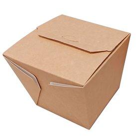 Krabička na Potraviny pro Fast Food Wok Kraft 450ml (25 Kousky)