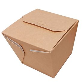 Krabička na Potraviny pro Fast Food Wok Kraft 780ml (25 Kousky)