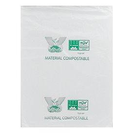 Plastová Taška 100% biologicky rozložitelná 23x30cm (100 Ks)