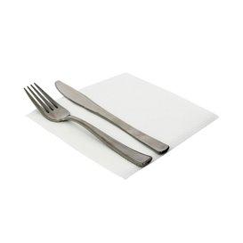 Papírové Ubrousky Bílá 33x33 1 Vrstvy (100 Ks)
