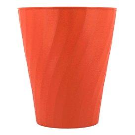 "Plastové Kelímek PP "" X-Table "" Oranžový 320ml (128 Ks)"
