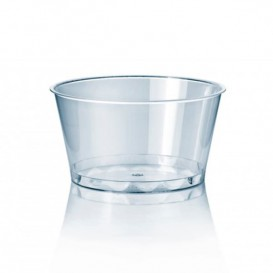 Miska Plastové PS Krystal 300 ml Ø11cm (900 Kousky)