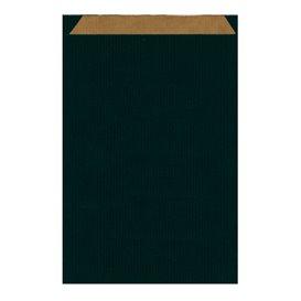 Papírová Kraft Obálka Černá 26+9x38cm (750 Kousky)