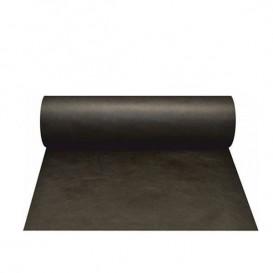 Středový Pás na Stůl Novotex Černá 0,4x48m 50g P30cm (1 Kousky)